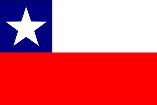 paginas web chile icono bandera